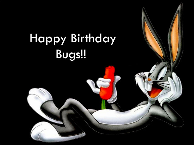retro kimmers blog happy birthday bugs bunny is 75