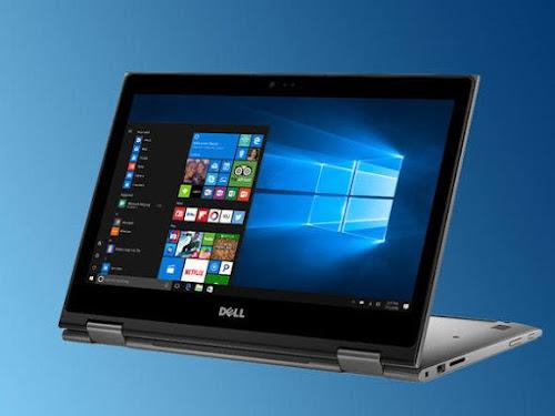 Notebook Dell Inspiron 13 5000 2 em 1 com reconhecimento facial