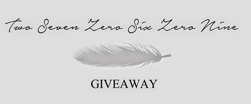 Second Giveaway By Two Seven Zero Six Zero Nine