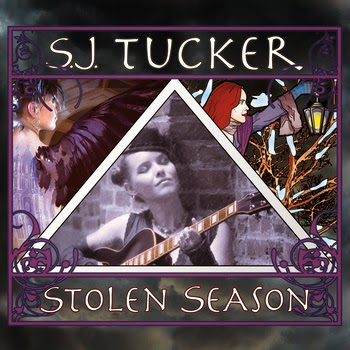 album cover for Stolen Season by S.J. Tucker