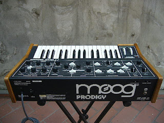 Meaning of Prodigy - Moog Prodigy synthesizer