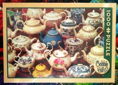 Tea Puzzle
