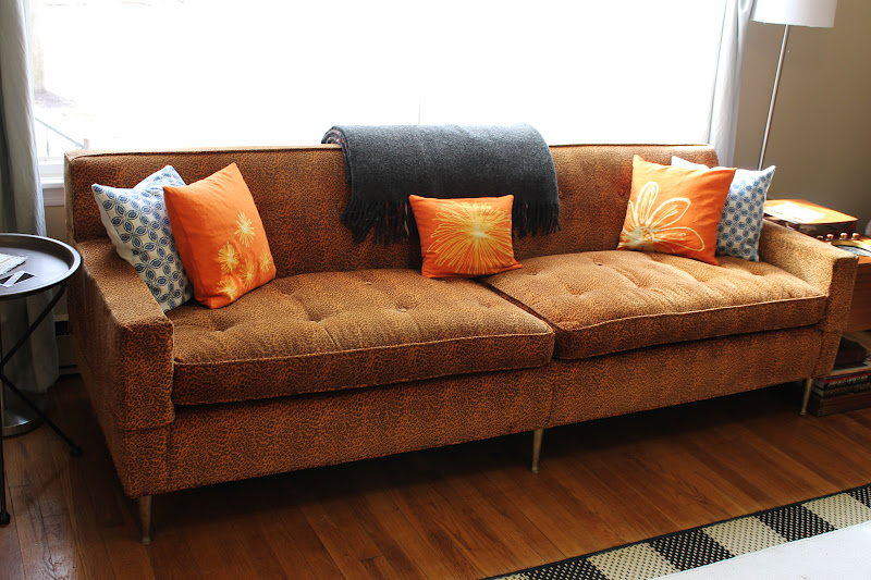 This Sofa Is Awesome. Whoever It Belonged To Probably Rarely Used It...the  Cushions Are Like New.