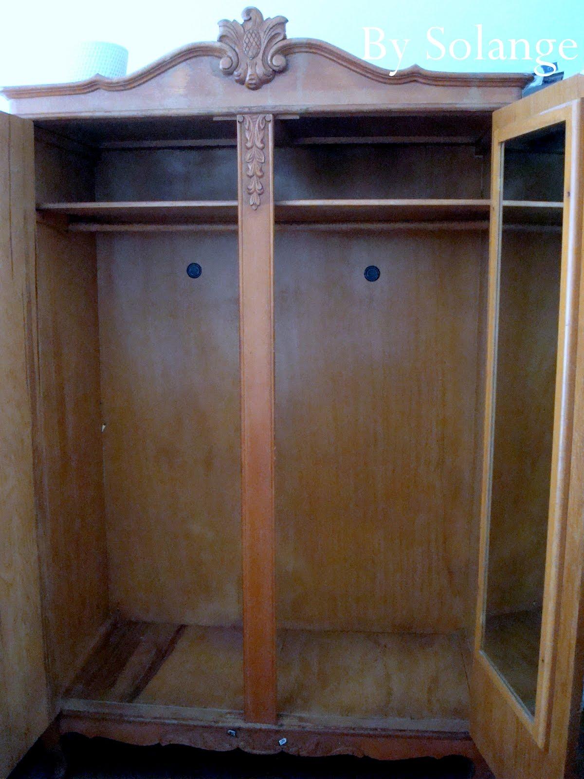 #2097AB Olhem diferença de como era e depois de pronta. 1200x1600 px como reformar armario de madeira antigo @ bernauer.info Móveis Antigos Novos E Usados Online