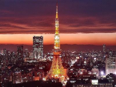 Tokyo Tower Stills