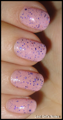 pretty & polishes candy coated swatches