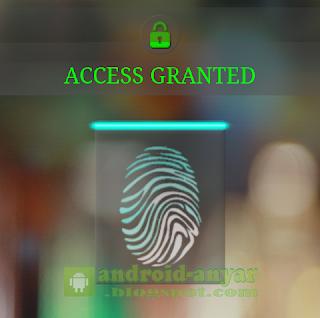 Trik Buka Lockscreen dengan Sidik Jari Semua Android