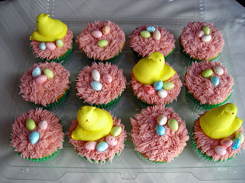 easter cupcakes pictures. cute easter cupcakes ideas.