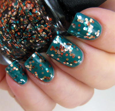 OPI The Living Daylights over Sation RV There Yet?