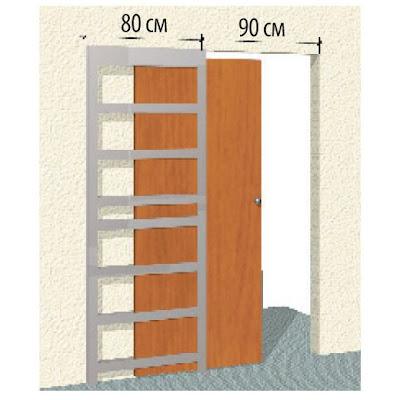 Как сделать пенал для раздвижных дверей своими руками