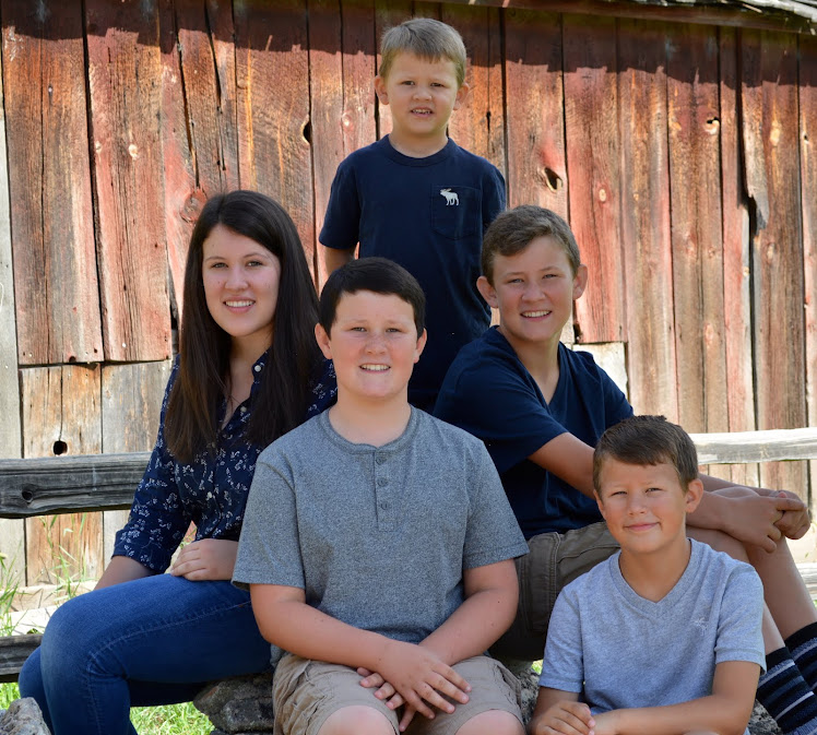 Five Cute Kids
