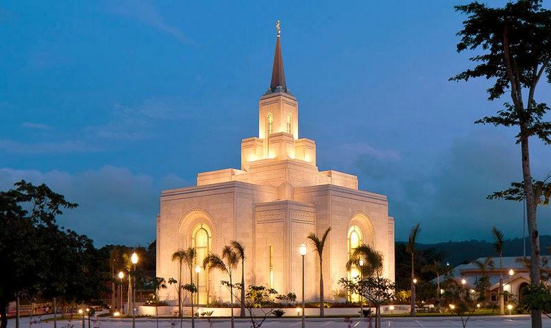 San Salvador El Salvador Temple