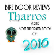 Tharros is voted most Anticipated Book of 2016!