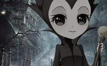 Estela 3D Bloodborne edición pesadilla Maléfica Chibi