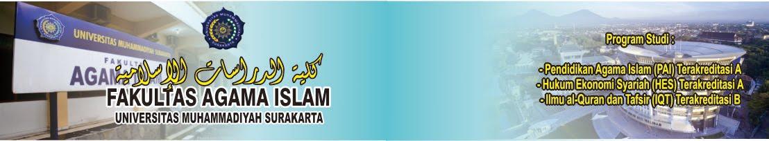 Fakultas Agama Islam Universitas Muhammadiyah Surakarta