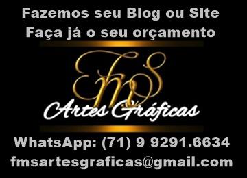 Personalização e Arte Digital do blog por: