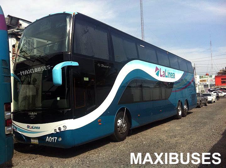 Maxibuses autobuses de jalisco la l nea nuevas unidades de dos pisos - Autobuses de dos pisos ...