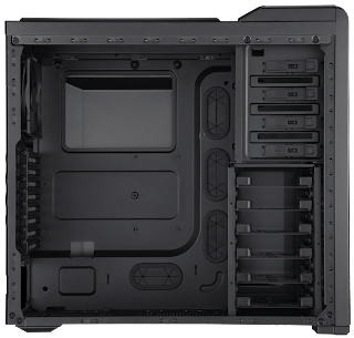 Corsair Carbide Series™ 400R Mid-Tower Case Review screenshot 2