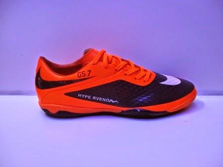 sepatu futsal orange,sepatu murah