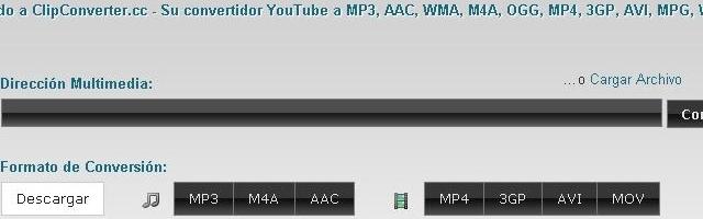 Convertir vídeos de YouTube a Mp4 gratis