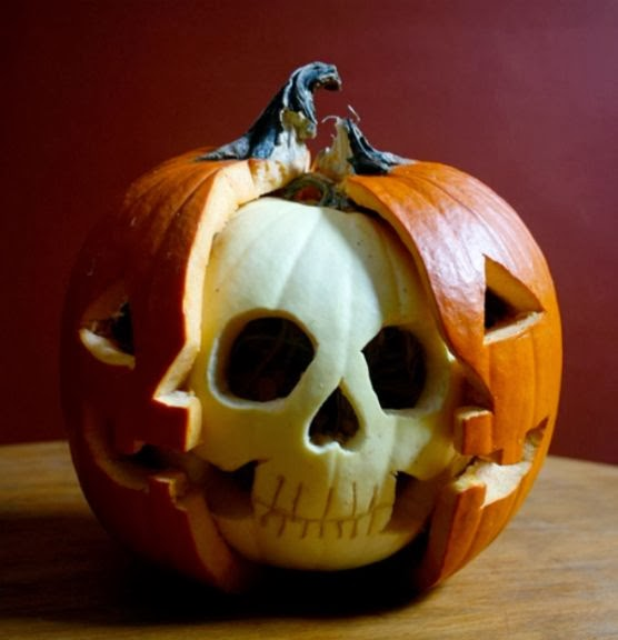 5 Pumpkin Carving Ideas
