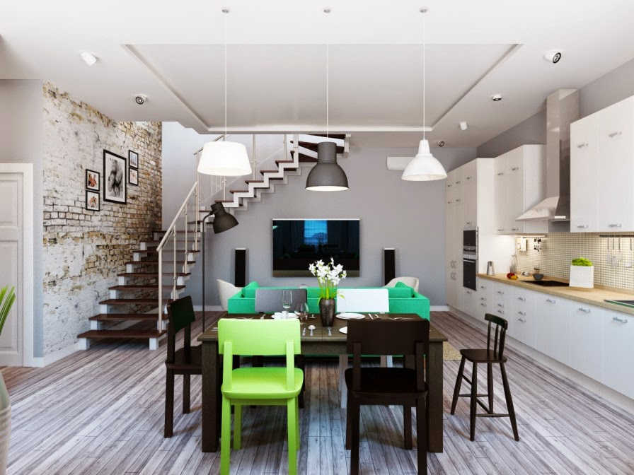 Interior Architecture and Decorating Account for Old Homes