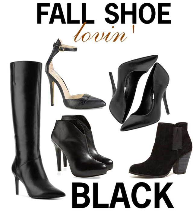 Fall 2014 shoes