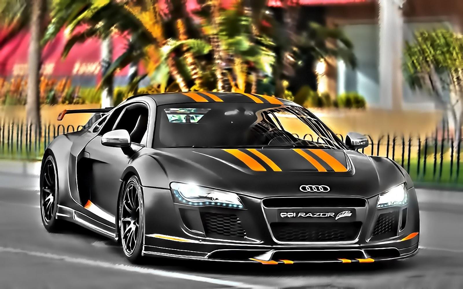 Audi QQI Razor