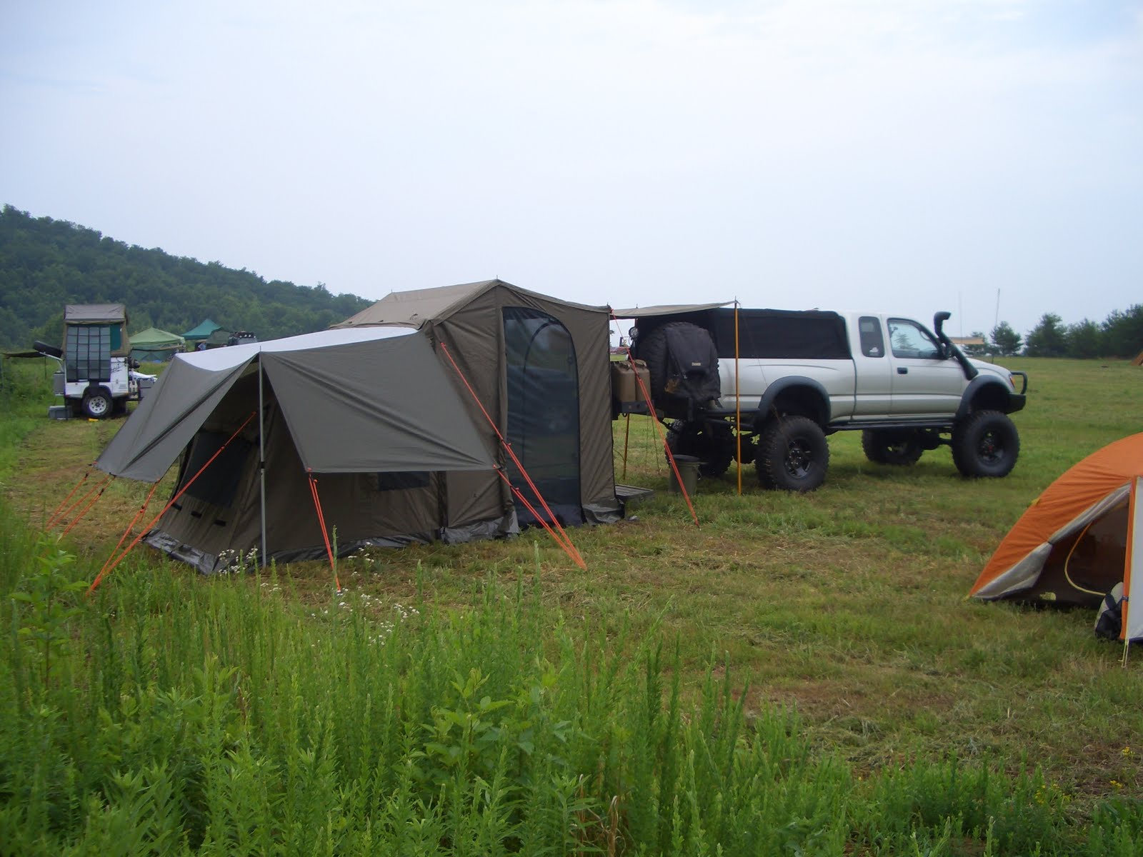 OzTent Customer Experience & Family Tent Camping : OzTent Customer Experience
