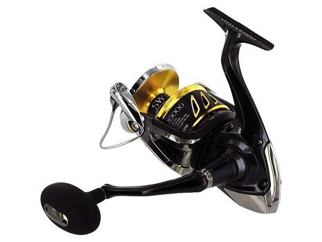 Những yếu tố cần quan tâm khi chọn mua máy câu biển - Shimano Stella SW20000