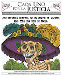 BOLETN CADA UNO POR LA JUSTICIA NO. 29/ NOVIEMBRE 2011