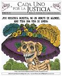 BOLETÍN CADA UNO POR LA JUSTICIA NO. 29/ NOVIEMBRE 2011