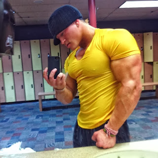 aesthetic muscle, bodybuilder, great abs, male fitness model, male model, muscle, Nate Murphy, physique, ripped muscle, vascular muscle,
