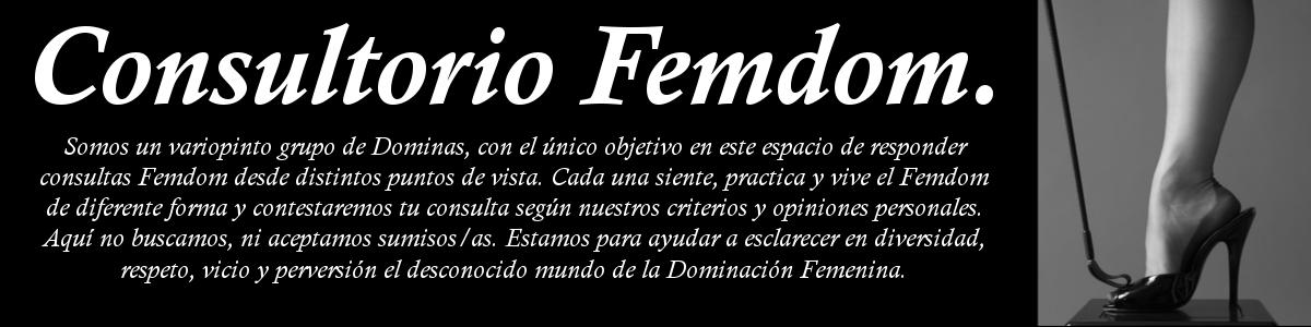 Consultorio Femdom