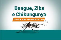 Precisamos acabar com o mosquito!