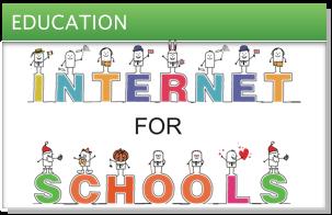 benefits of internet access in schools