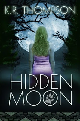 Hidden Moon by K.R. Thompson