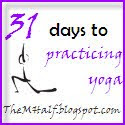 October 2011: 31 Days to Practicing Yoga