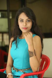 Kenisha Chandran Stills At Jagannatakam Movie Release Press Meet 6.jpg