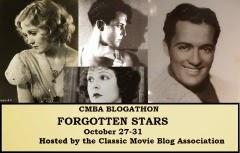 cmba forgotten stars blogathon