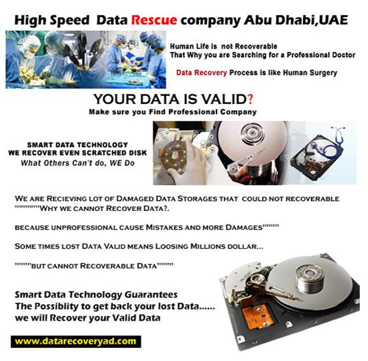 Fujairah Data Recovery