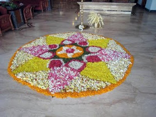 Onam Pookalam Designs,Wallpapers,Greetings