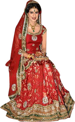 Indian Wedding Dresses for Bride |She Dresses