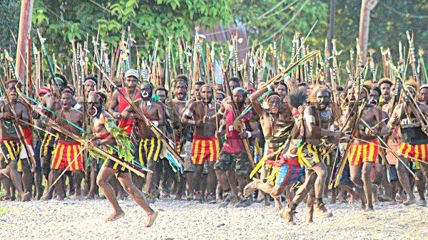 Image result for suku nduga