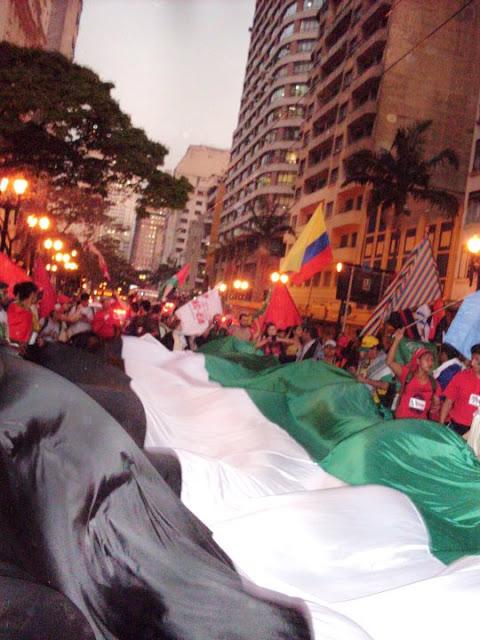 Ato histórico em São Paulo pelo Estado da Palestina Já - foto 27