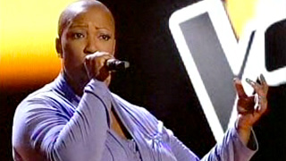 American Idol Disqualified Contestant Frenchie Davis Get s A Second    Frenchie From American Idol