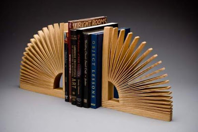 20 Creative and Cool Bookends (20) 19