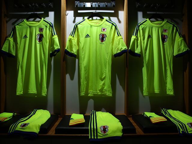 japan 2014 world cup kits released footy headlines
