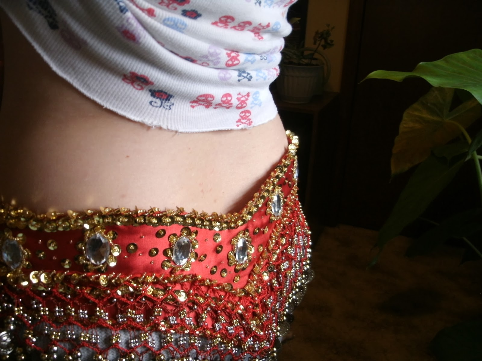 ac59eb1b53 Naima s Bellydance Blog  Tutorial  Getting Rid of Belt Butt-Gap