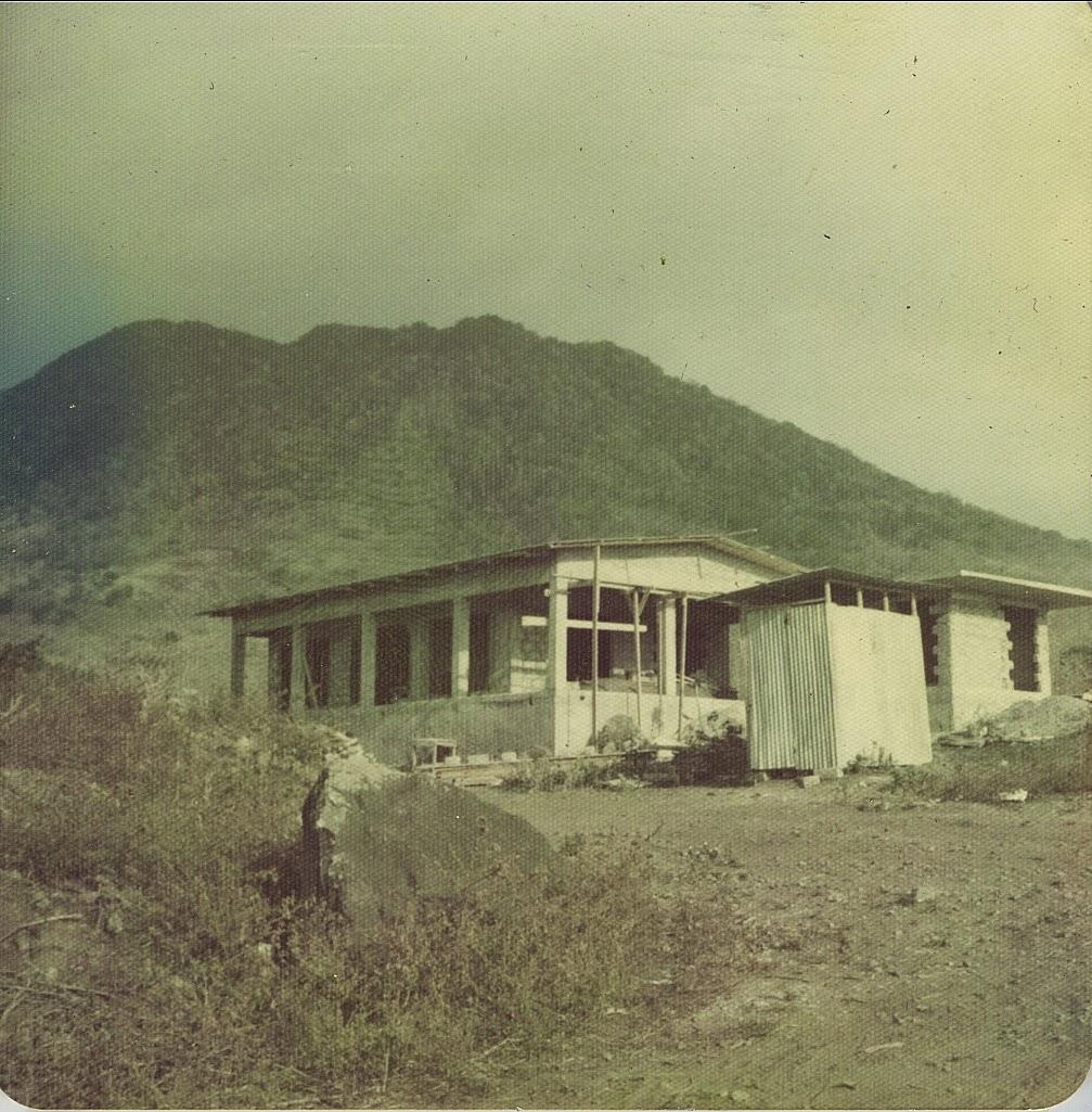 St. Eustatius house